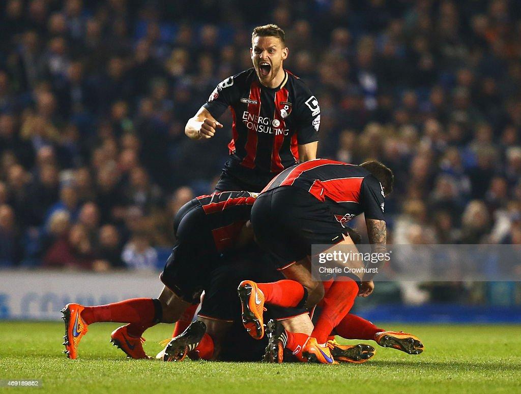 Brighton & Hove Albion v AFC Bournemouth - Sky Bet Championship