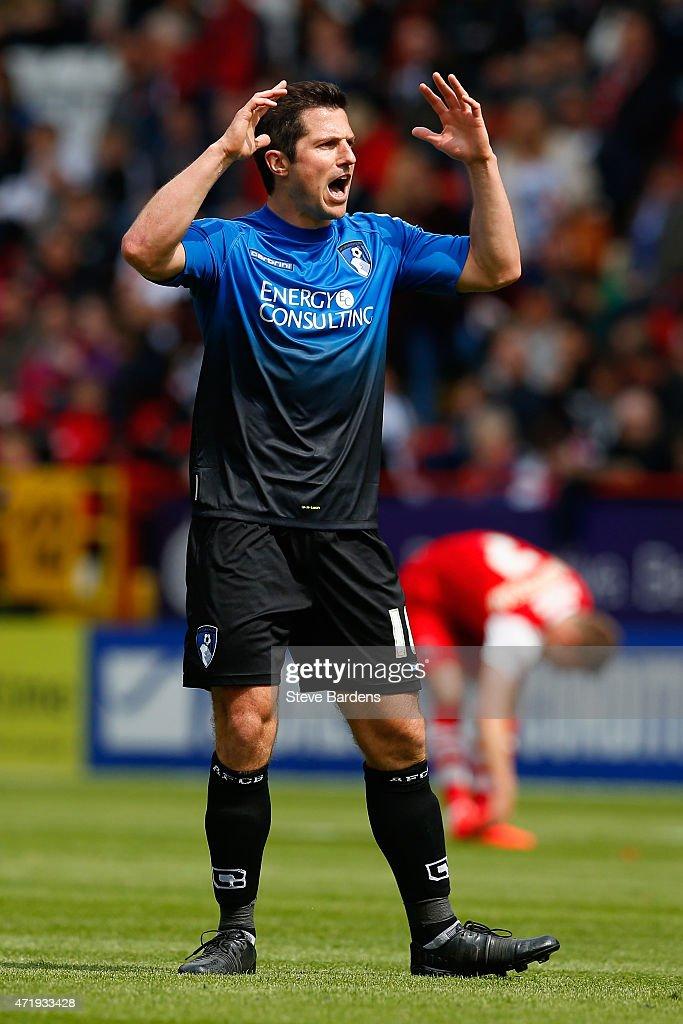 Charlton Athletic v AFC Bournemouth - Sky Bet Championship