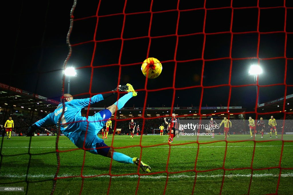 AFC Bournemouth v Watford - Sky Bet Championship