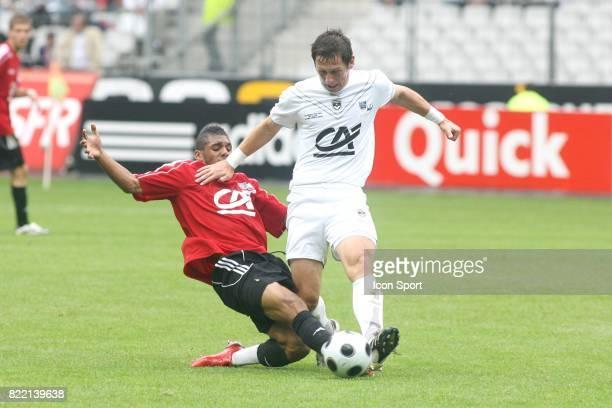 Yann M'VILA / Grzegorz KRYCHOWIAK Rennes / Bordeaux Finale de la Coupe Gambardella