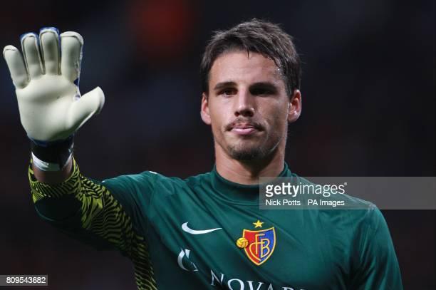 Yann Sommer Basle goalkeeper