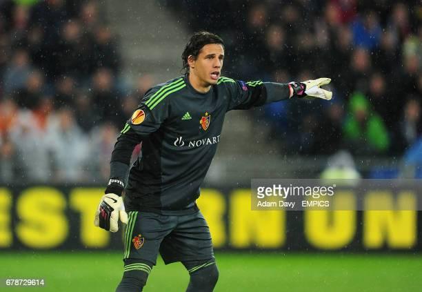 Yann Sommer FC Basel goalkeeper