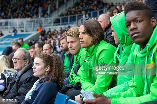 Yann Sommer of Borussia Moenchengladbach during a visit to a match of FC Luzern FC Basel at day one of Borussia Moenchengladbach Fohlentour on May 16...
