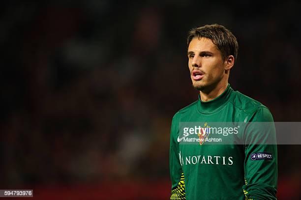 Yann Sommer of FC Basel