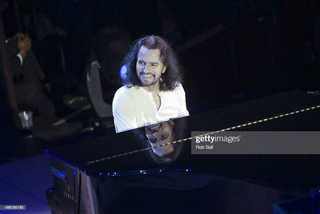 Yanni Performs at The Royal Albert Hall