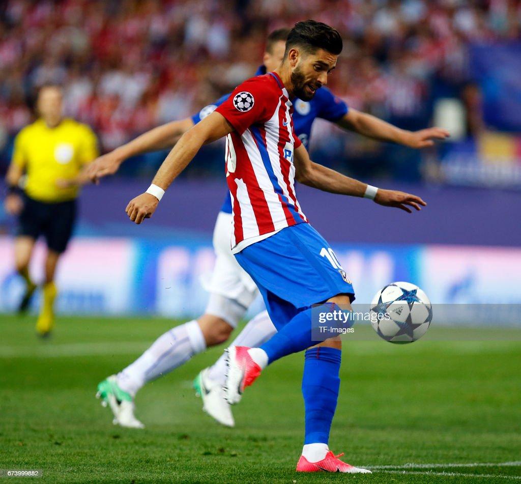 Club Atletico de Madrid v Leicester City UEFA Champions League