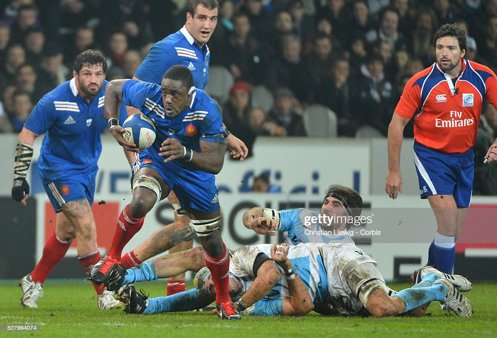 france yannick nyanga villeneuve d 39 ascq france 39 s during the rugby pictures getty images. Black Bedroom Furniture Sets. Home Design Ideas
