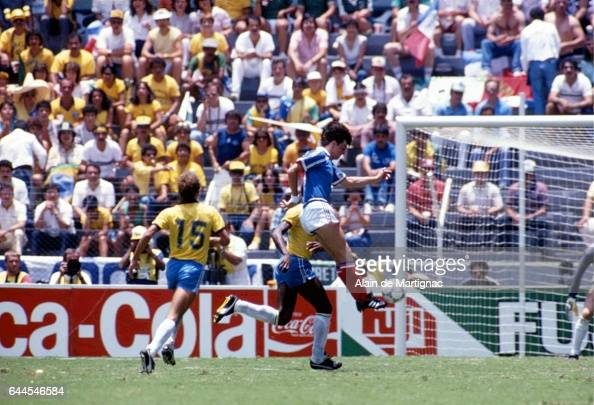 1986 stopyra stock photos and pictures getty images - Finale coupe du monde 1986 ...
