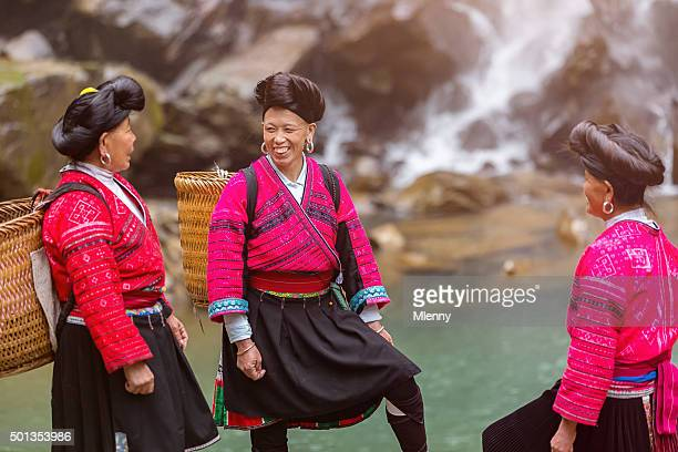Yao Tribe Frauen Longsheng, China