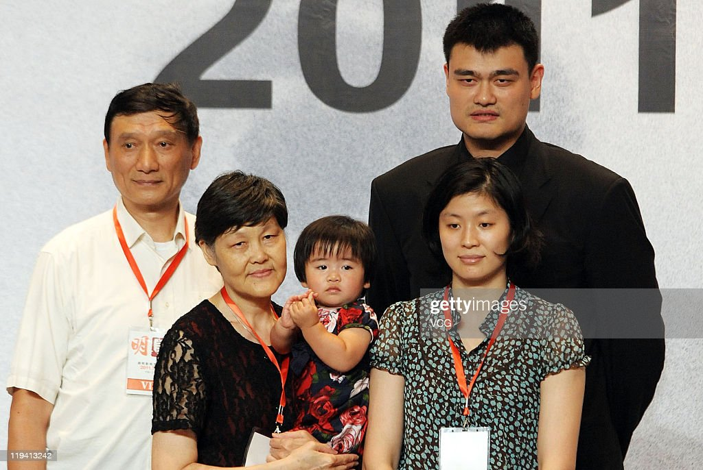 Yao Ming Daughter 2013