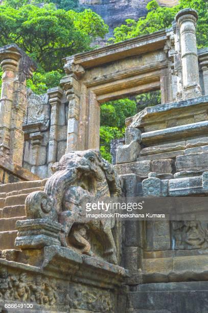 Yapahuwa Ancient Kingdom