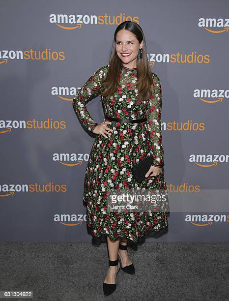Yara Martinez attends the Amazon Studios Golden Globes Party at The Beverly Hilton Hotel on January 8 2017 in Beverly Hills California
