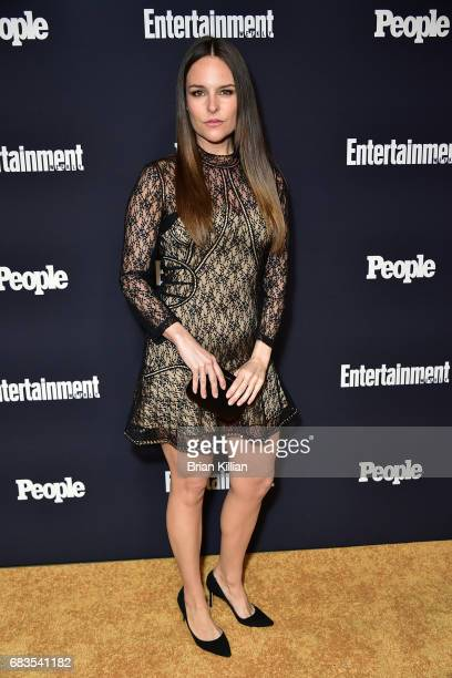 Yara Martinez attends the Entertainment Weekly People New York Upfronts at 849 6th Ave on May 15 2017 in New York City