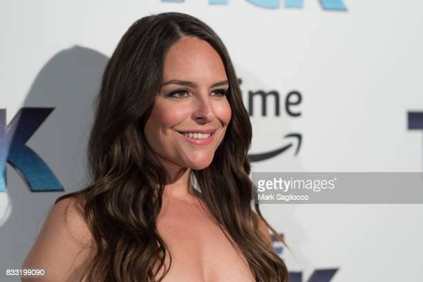 Yara Martinez attends the 'The Tick' Blue Carpet Premiere at Village East Cinema on August 16 2017 in New York City
