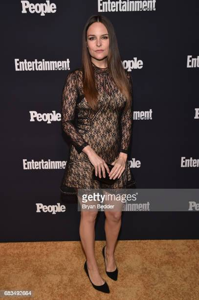 Yara Martinez of The Tick attends the Entertainment Weekly and PEOPLE Upfronts party presented by Netflix and Terra Chips at Second Floor on May 15...