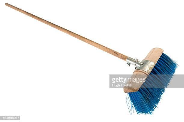 yard brush, cut out