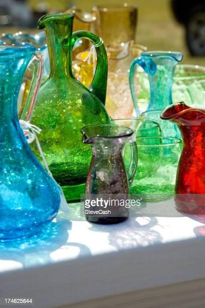 Yard Sale Glass