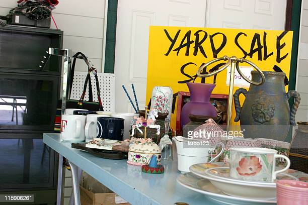 Yard sale table