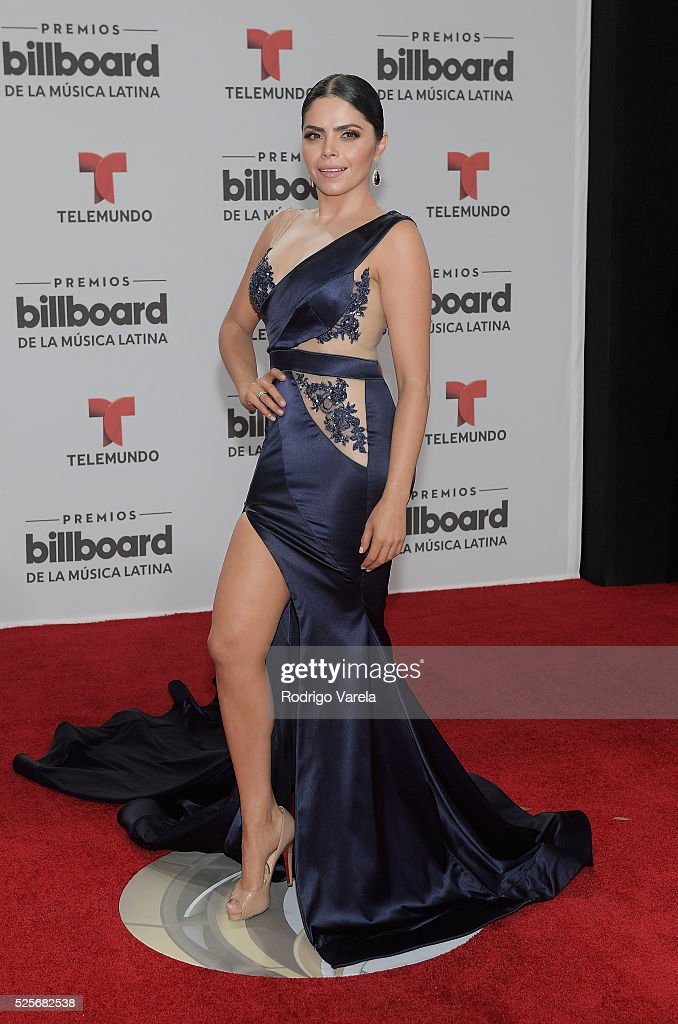 Yarel Ramos attends the Billboard Latin Music Awards at Bank United Center on April 28, 2016 in Miami, Florida.