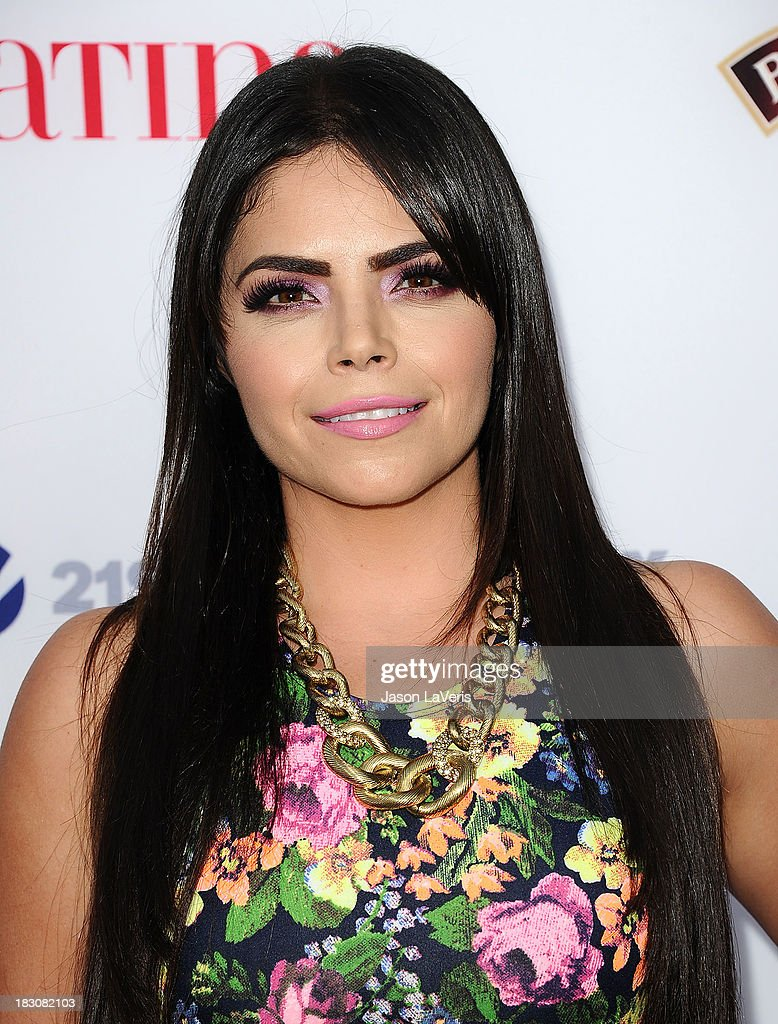 Yarel Ramos attends the Latina Magazine 'Hollywood Hot List' party at The Redbury Hotel on October 3, 2013 in Hollywood, California.