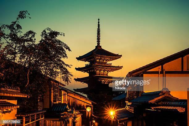 Yasaka Pagoda of Gion in Kyoto, Japan