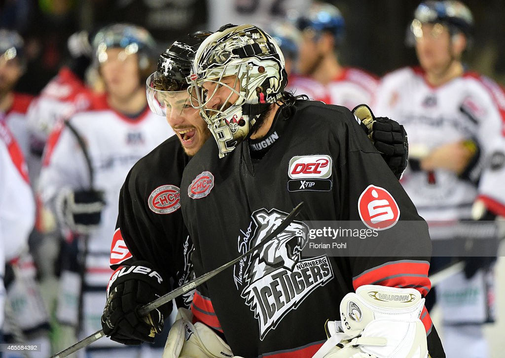 Thomas Sabo Ice Tigers v Eisbaeren Berlin - DEL | Getty Images