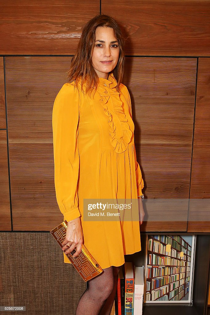 <a gi-track='captionPersonalityLinkClicked' href=/galleries/search?phrase=Yasmin+Le+Bon&family=editorial&specificpeople=161272 ng-click='$event.stopPropagation()'>Yasmin Le Bon</a> attends the BFC Fashion Trust x Farfetch cocktail reception on April 28, 2016 in London, England.