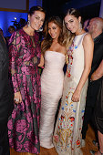 Yasmin Le Bon Nicole Scherzinger and Amber Le Bon attend an after party following the GQ Men Of The Year awards in association with Hugo Boss at The...
