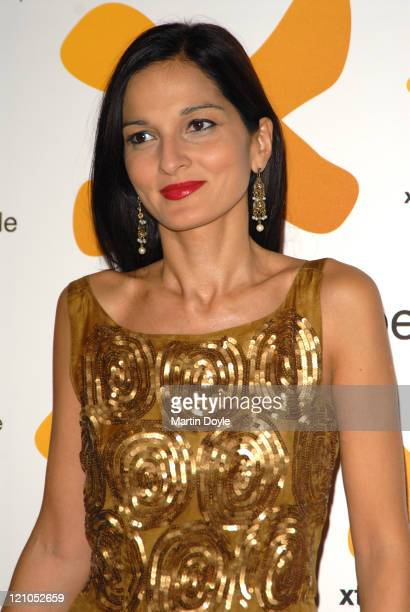 Yasmin Mills attends Party Xtraordinaire at The Science Museum October 11 2007 in London England