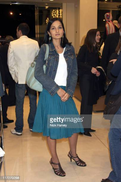 Yasmin Mills during HM Flagship Store Launch Inside at HM Knightsbridge in London Great Britain