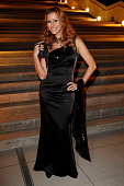 Yasmina Filali attends the 18th Annual Jose Carreras Gala on December 13 2012 in Leipzig Germany