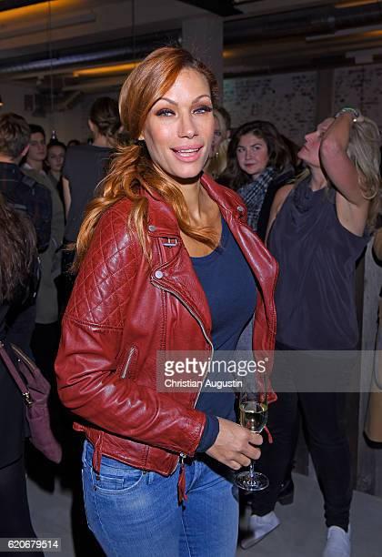 Yasmina Filali attends the Grand Opening of the 'Barefood Deli' restaurant on November 2 2016 in Hamburg Germany