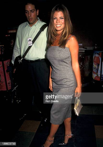 Yasmine Bleeth at the Premiere of 'In Out' Chelsea West Cinemas New York City