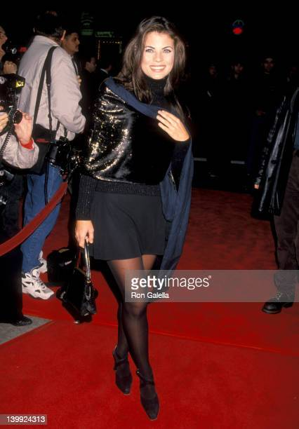 Yasmine Bleeth at the Premiere of 'Interview with the Vampire The Vampire Chronicles' Mann Village Theatre Westwood