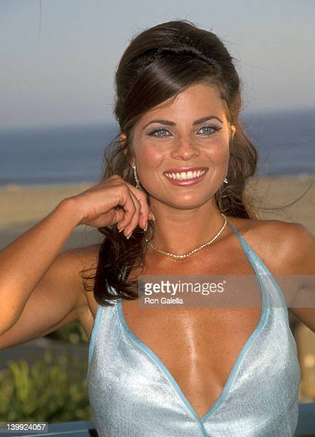 Yasmine Bleeth at the The American Red Cross of Santa Monica Spirit Award Honoring the Cast of Baywatch Loews Santa Monica Beach Hotel Santa Monica
