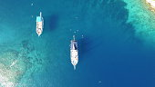 Yassica Island Turkish Mediterrenean