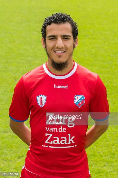 Yassin Ayoub during the team presentation of FC Utrecht on July 22 2017 at Sportcomplex Zoudenbalch in Utrecht The Netherlands