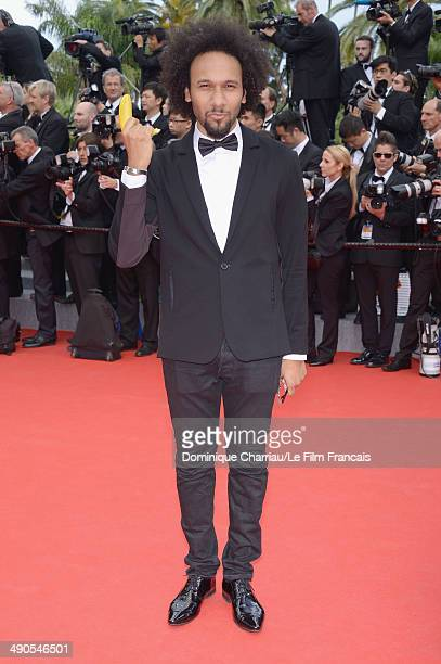 Yassine Azzouz attends the Opening Ceremony and the 'Grace of Monaco' premiere during the 67th Annual Cannes Film Festival on May 14 2014 in Cannes...