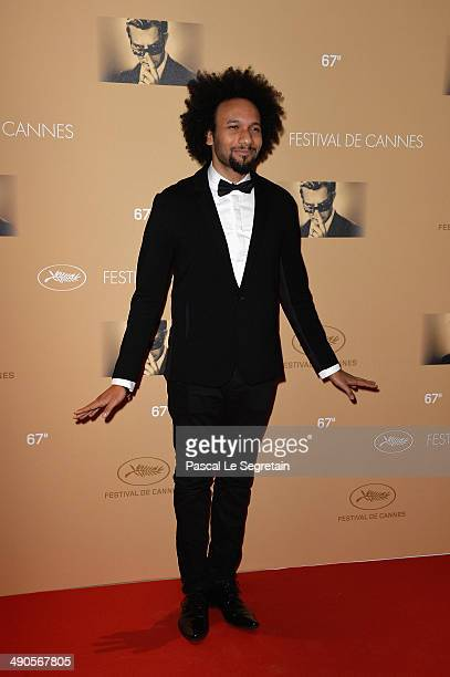 Yassine Azzouz attends the Opening Ceremony Dinner Arrivals at the 67th Annual Cannes Film Festival on May 14 2014 in Cannes France