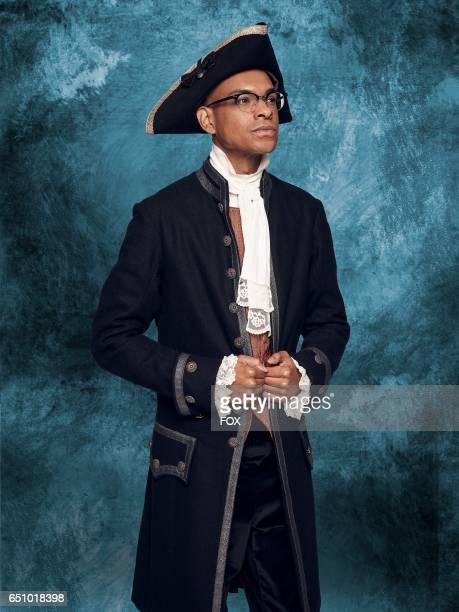 Yassir Lester as Chris in MAKING HISTORY premiering midseason on FOX