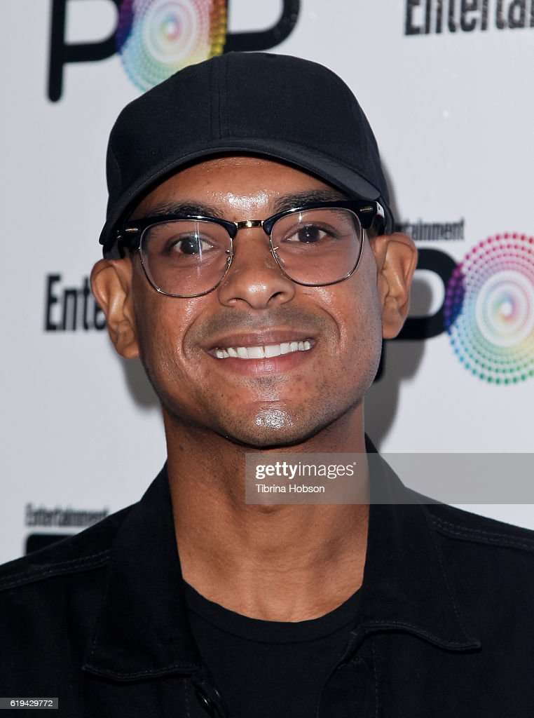 Yassir Lester attends Entertainment Weekly's Popfest at The Reef on October 29, 2016 in Los Angeles, California.