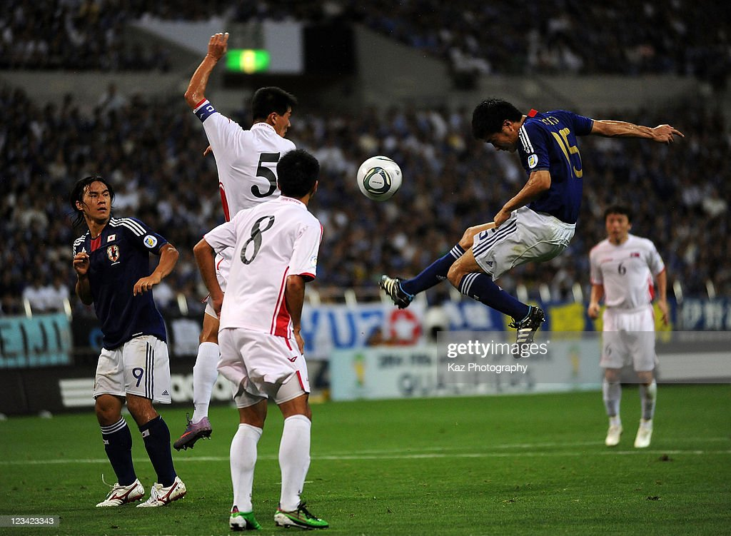 Japan v North Korea - 2014 FIFA World Cup Asian Qualifier