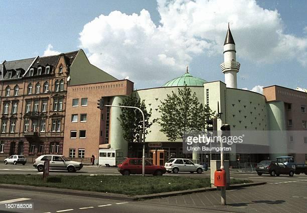 Yavuz Sultan Selim Camii Mosque in Mannheim