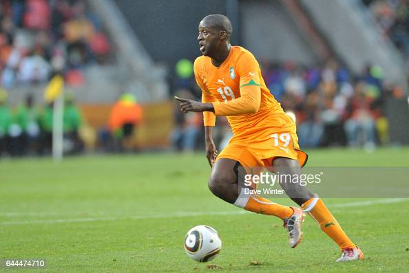 Yaya toure pictures getty images - Final coupe du monde 2010 match complet ...