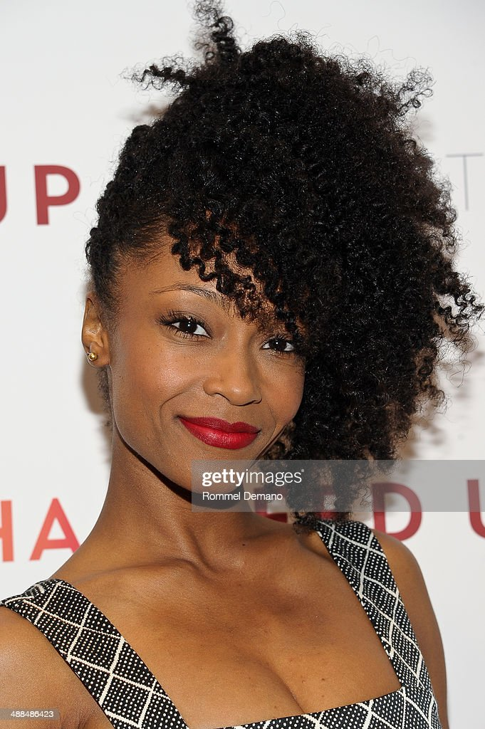 YayaD DeCosta attends the 'Fed Up' premiere at Museum of Modern Art on May 6, 2014 in New York City.