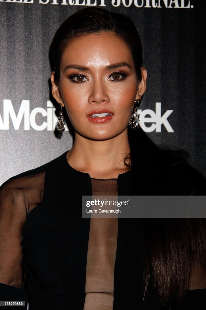 Yayaying Rhatha Phongam attends 'Only God Forgives' New York Premiere at BAM Harvey Theater on July 16 2013 in New York City