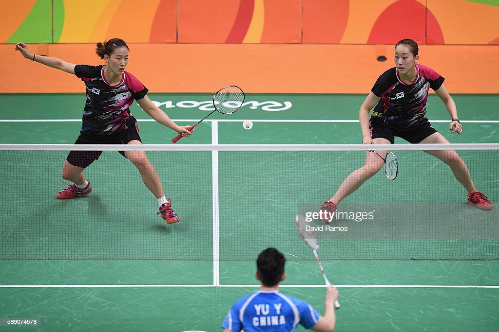 Badminton - Olympics: Day 8