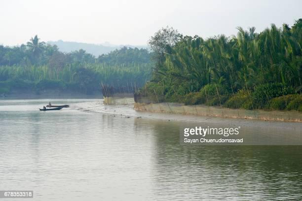 Ye River_Ye_Mon State_Myanmar