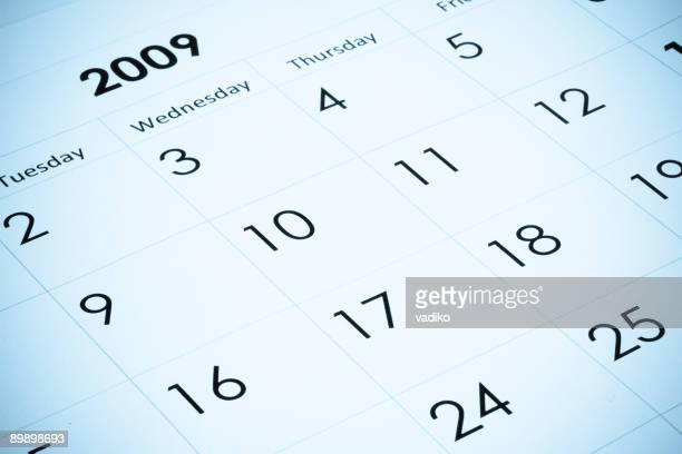 2009 – Jahr Kalender