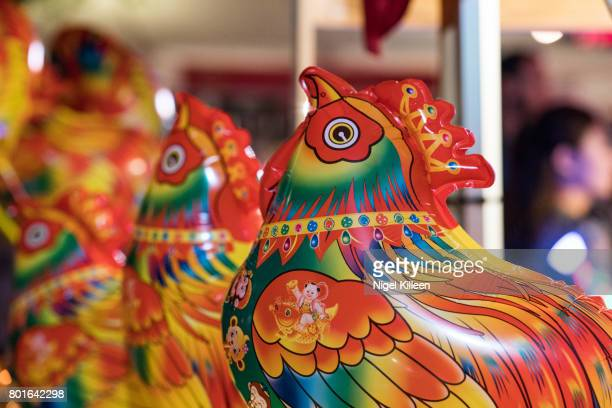 Year of the Rooster,